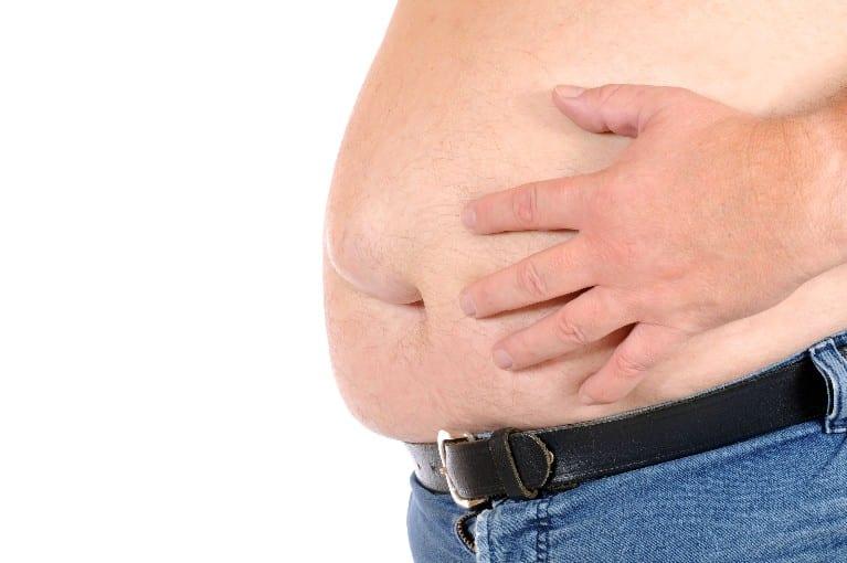 עודף משקל בריא
