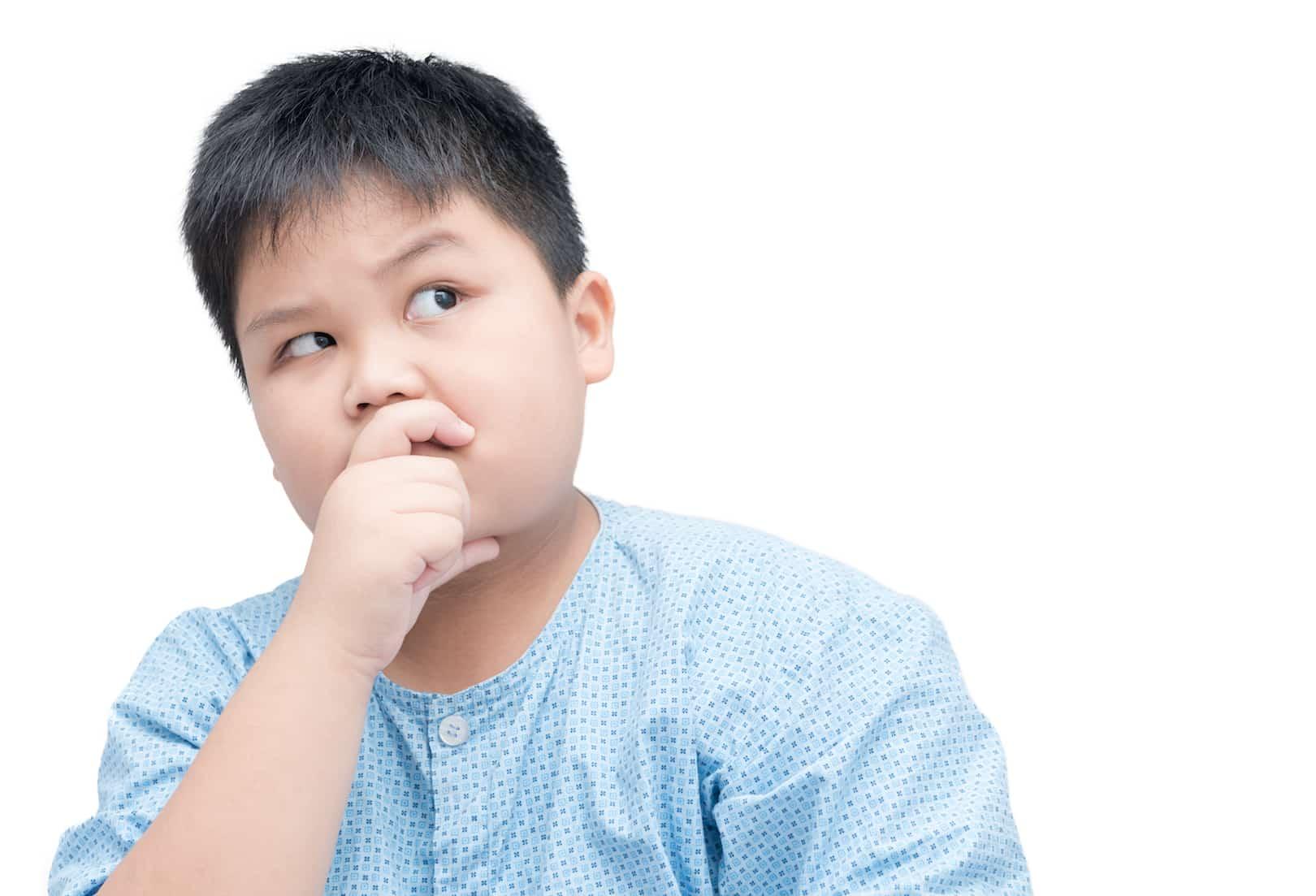 השמנת יתר בבני נוער